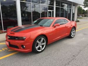 2012 Chevrolet Camaro 1SS 20 Wheels Automatic Remote Starter