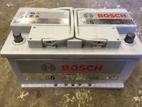 Large Bosch 800A Battery