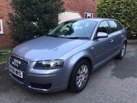 Audi A3 1.6 2008 excellent condition