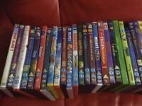 Kids dvd bundle Disney & various