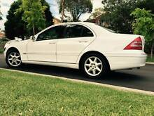 Mercedes-Benz C180 Luxury Low Ks Long Rego Logbooks Mags A1 CHEAP Meadowbank Ryde Area Preview