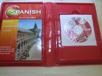 Spanish CD Language Course Audio CD – Audiobook, Box Set