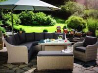 Garden furniture complete set