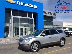 2012 Buick Enclave CXL AWD LEATHER SUNROOF REAR CAMERA!!!