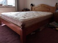King Size Mattress in perfect condition
