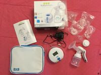 Haberman Lovi electric and manual breastpump