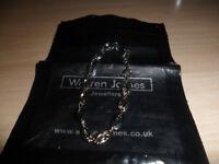 ladies 925 silver bracelet