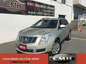 2013 Cadillac SRX 3.6 LEATHER *CERTIFIED*