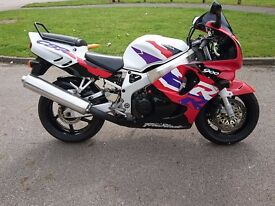 Honda CBR 900 RR fireblade low miles px and delivery possible