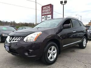 2013 Nissan Rogue SV !! SUNROOF !! AWD !! CLEAN CAR-PROOF !!