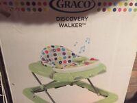 Graco babywalker as new