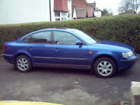 VW PASSAT 20VALVE SPORT PROJECT SPARES OR REPAIR NO RUST LOW MILEAGE 2 OWNERS