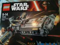 Lego combat frigate