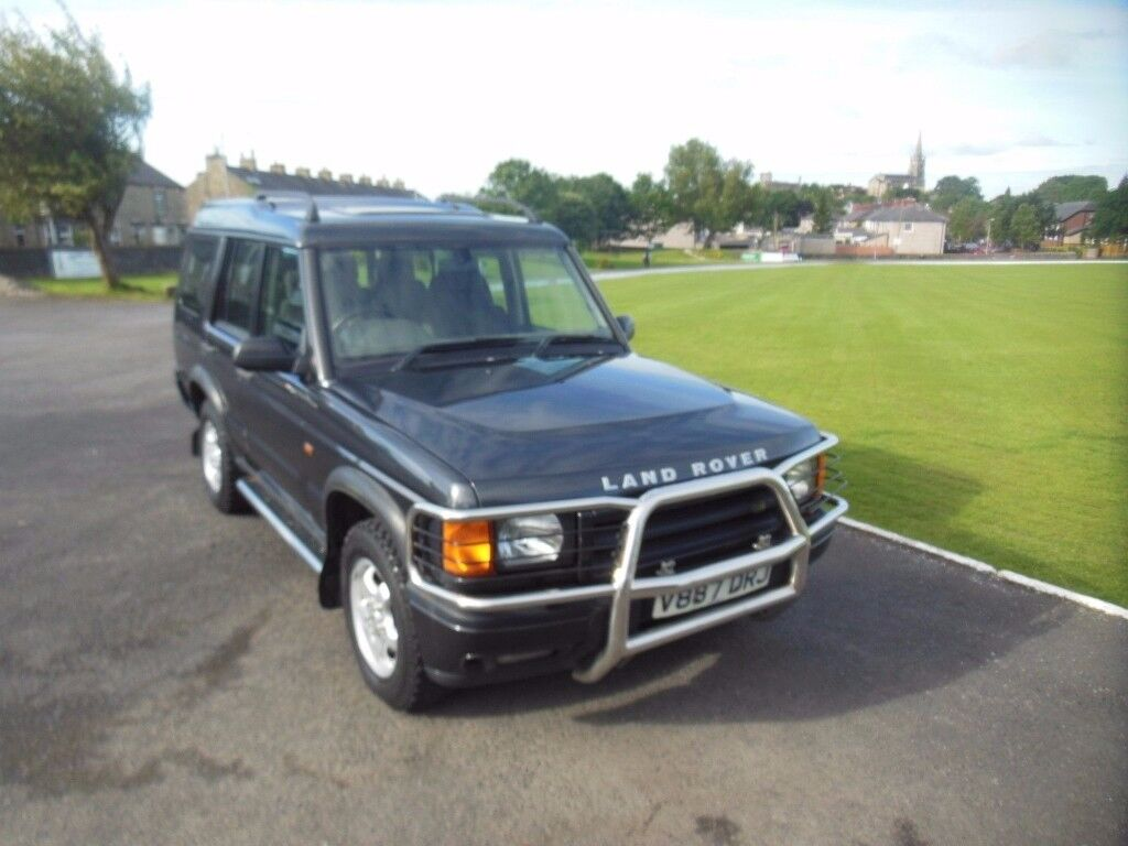 landrover discovery 2 1999 2.5 diesel automatic