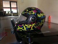 Airoh Italian motorcycle helmet