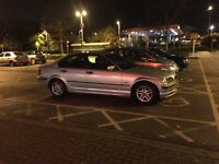 BMW E46 316i Saloon with receipts for recent work VERY CHEAP CAR !!!!!