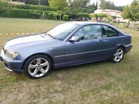 Lhd BMW 320 CD bv6