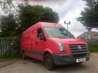 2010 Model Volkswagen Crafter Lwb 2.5 Tdi