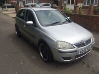 VAUXHALL CORSA 1.2 / 59000 MILES ONLY / FULL 1 YEAR MOT EXPIRES JUNE 2019 / PETROL / MANUAL / £650