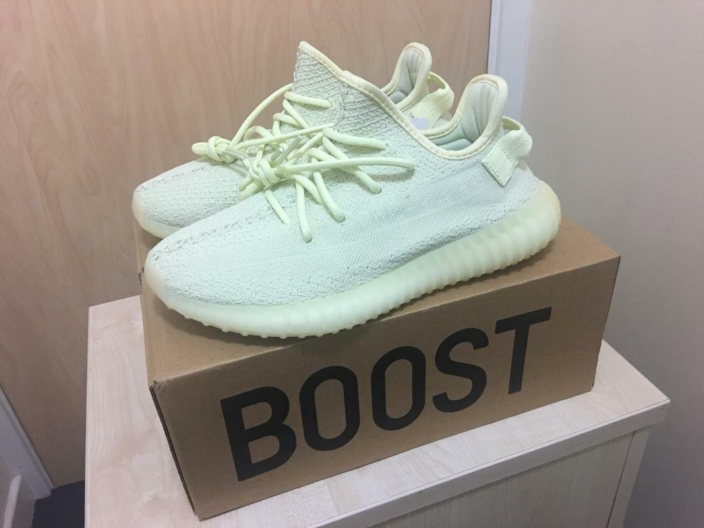 Adidas Yeezy Boost 350 V2 Butter Size UK 9 For Sale | in Brentford, London | Gumtree
