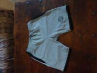 Gymshark grey originals small shorts