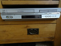 JVC HR-XV31EK DVD Player & Video Cassette Recorder (VCR) with VHS Movies