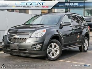2013 Chevrolet Equinox LT w/ ONLY 54K! CLEAN CARPROOF *REAR CAME