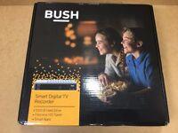 Bush B500DTR Freeview + HD Smart Digital TV Recorder 500GB with USB Media Player