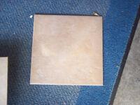 Floor Tiles x 14 (31cms x 31cms) - Sandy Beige Colour