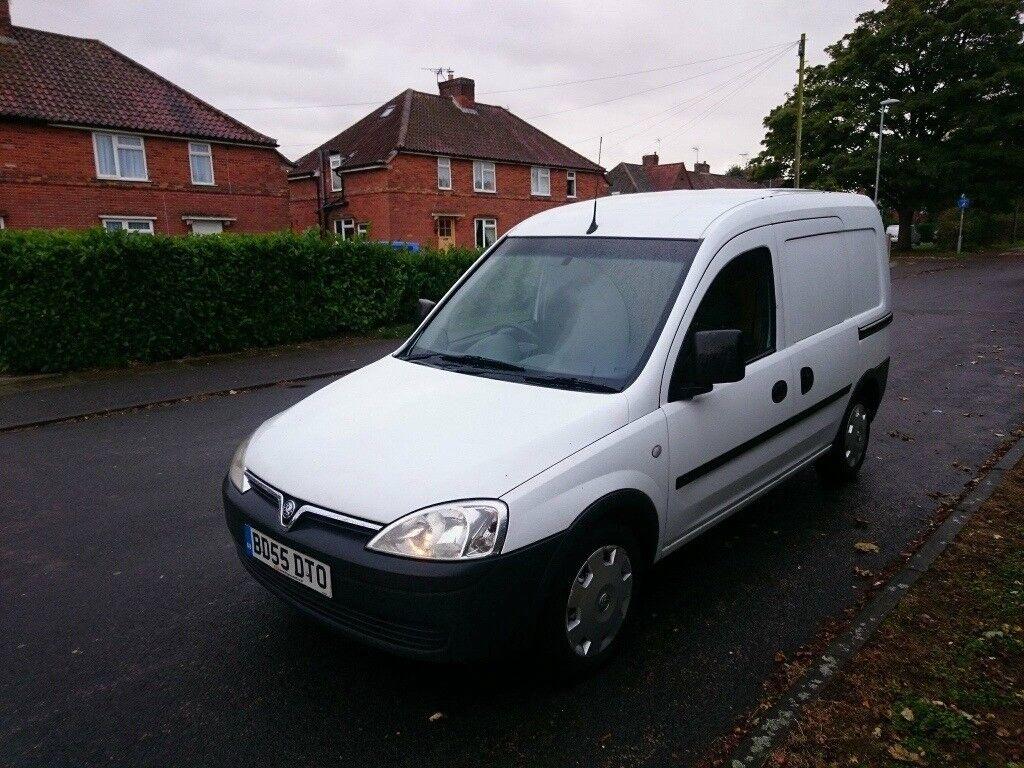 Vauxhall COMBO van 1.3 CDTI 2005 diesel