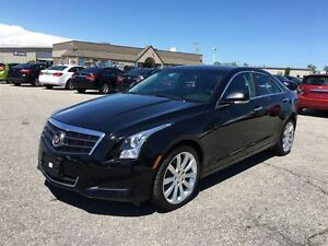 2013 Cadillac ATS Luxury/CARPROOF CLEAN/NAV/BACKUP CAM/LEATHER