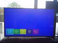 """SHARP 49"""" ( basically 50"""") LED TV FULL HD 1080p"""