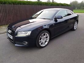 Audi A5 3.0 TDI Sports Coupe, automatic, very good condition