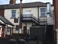 1 bed studio flat available to rent. Caerleon road. Newport