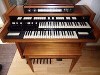 1970's HAMMOND T202/1 Organ & Auto Rhythm Box