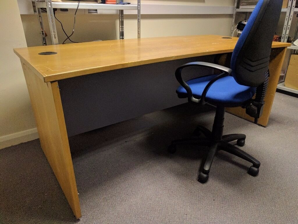 Sturdy Office Desk With Gumtree Large Sturdy Office Desk In Stokeontrent Staffordshire
