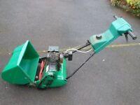 Qualcast Suffolk Punch 35s lawn mower