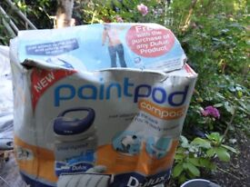 Dulux paint pod roller system, Never used, Brand new Collection only