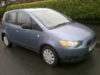 Mitsubishi Colt 1.1 CZ1 5 Door 2011 (61 Reg) 1 Owner From New, Long MOT Very Low Price