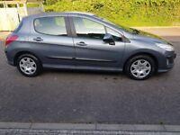 2010 Peugeot 308 1.6 VTi S 5dr Manual @07445775115