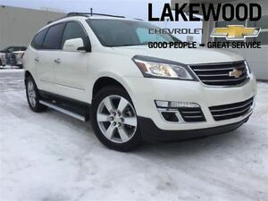 2015 Chevrolet Traverse LTZ AWD (Heated Seats, Nav)