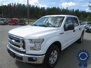 2015 Ford F-150 XLT 4WD SuperCrew, 5.0L V8 Gas, 15,182 KMs