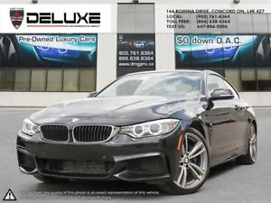 2014 BMW 435i xDrive 435X M SPORT NAVIGATION $143.48 WEEKLY