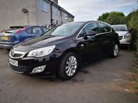 Vauxhall Astra Elite 1.6 petrol - Black - 2010 - Brand New MOT and more!!!