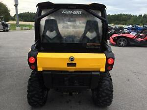 2011 CAN-AM COMMANDER side by side Saguenay Saguenay-Lac-Saint-Jean image 3