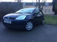 Ford Fiesta 2003 1.3l Low milage 81k#####1 Owner####6 month mot###