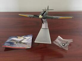 Limited Edition Corgi Aviation Archive Hawker Hurricane