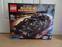 LEGO DC Batman the Tumbler 76023 (New & Sealed) Retired