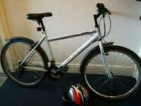 Bike in perfect condition, with extra equipment