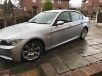 BMW 318i M Sport Silver Low Mileage Well Looked After Example